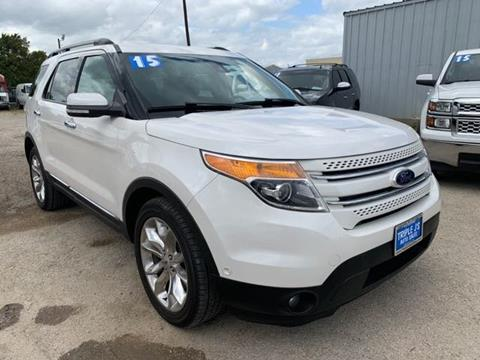 2015 Ford Explorer for sale in Lewisville, TX