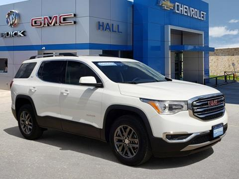 2019 GMC Acadia for sale in Canton, TX