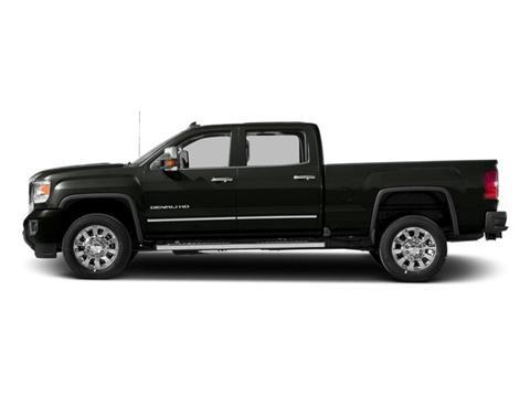 2017 GMC Sierra 2500HD for sale in Canton, TX