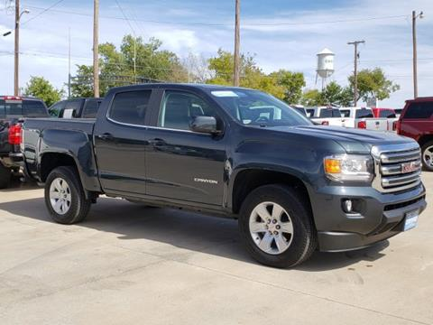 2017 GMC Canyon for sale in Canton, TX