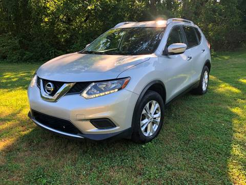 2016 Nissan Rogue for sale in Centerville, TN