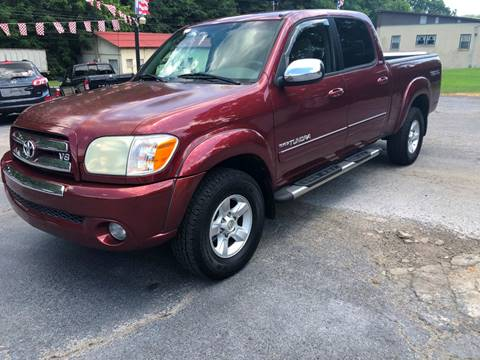 2005 Toyota Tundra for sale in Centerville, TN