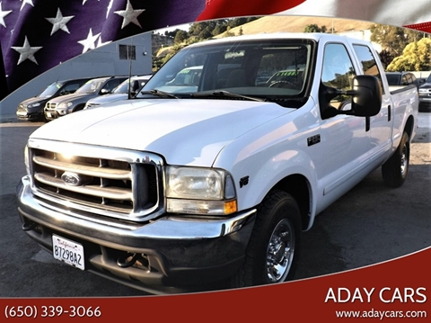 2002 Ford F-250 Super Duty for sale in Hayward, CA