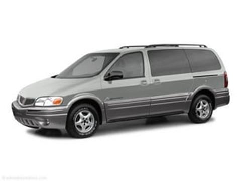 2002 Pontiac Montana for sale in Minden, NE
