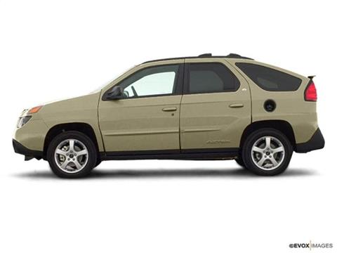 2004 Pontiac Aztek for sale in Minden, NE