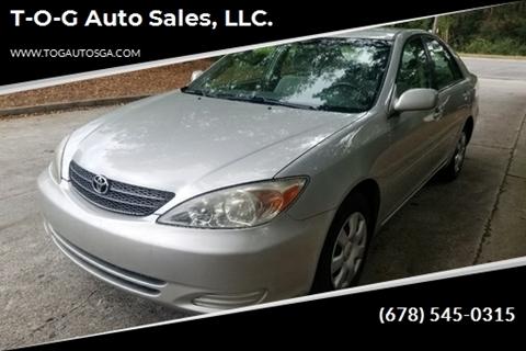 2004 Toyota Camry for sale in Jonesboro, GA