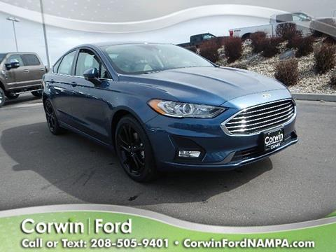 2019 Ford Fusion for sale in Nampa, ID