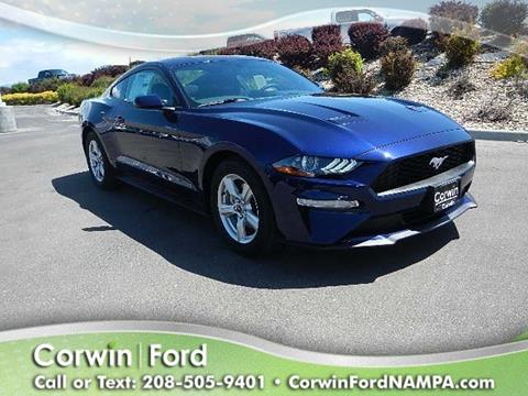 2019 Ford Mustang for sale in Nampa, ID