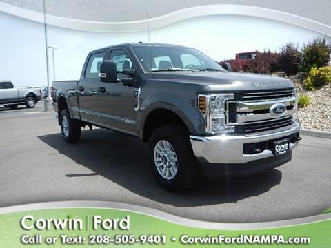 2019 Ford F-350 Super Duty for sale in Nampa, ID