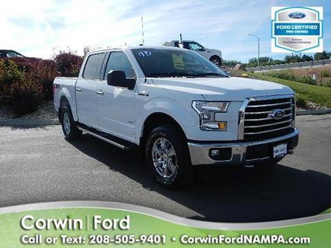 2017 Ford F-150 for sale in Nampa, ID
