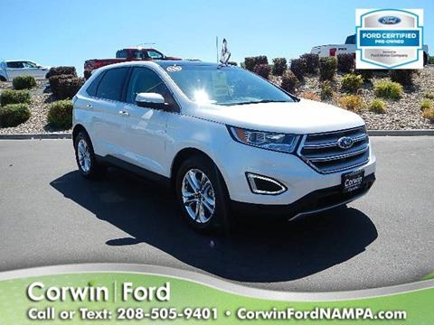 Corwin Ford Nampa >> Corwin Ford Nampa Id Inventory Listings