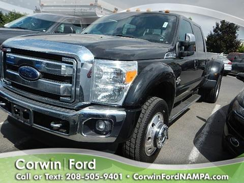 2015 Ford F-450 Super Duty for sale in Nampa, ID
