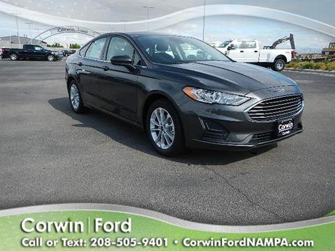 2020 Ford Fusion for sale in Nampa, ID