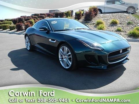 2015 Jaguar F-TYPE for sale in Nampa, ID