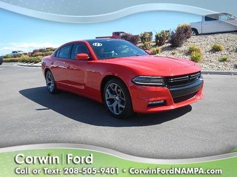 2015 Dodge Charger for sale in Nampa, ID