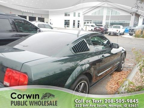 2009 Ford Mustang for sale in Nampa, ID