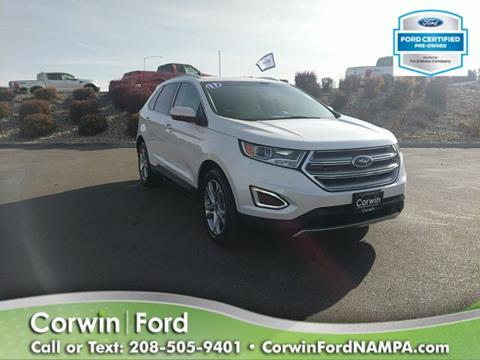 2017 Ford Edge for sale in Nampa, ID