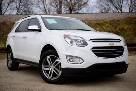 2017 Chevrolet Equinox for sale in Dallas, TX