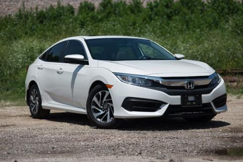 2017 Honda Civic for sale in Dallas, TX