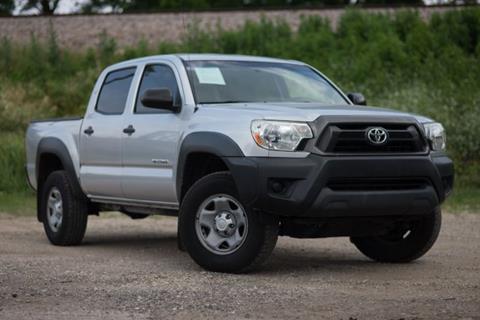 2013 Toyota Tacoma for sale in Dallas, TX