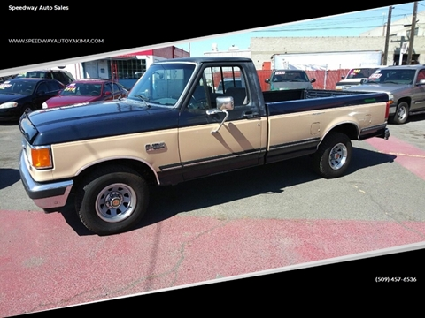 1990 Ford F-150 for sale in Yakima, WA