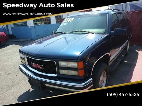 1996 GMC Yukon for sale in Yakima, WA