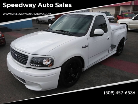 2003 Ford F-150 SVT Lightning for sale in Yakima, WA