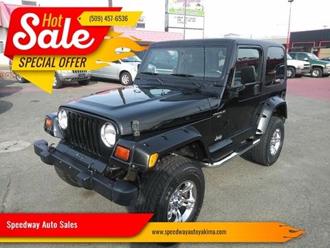 1997 Jeep Wrangler for sale in Yakima, WA