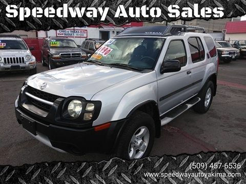2004 Nissan Xterra XE for sale at Speedway Auto Sales in Yakima WA