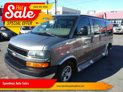 2006 Chevrolet Express Cargo 1500 for sale at Speedway Auto Sales in Yakima WA