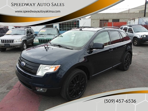 2008 Ford Edge Limited for sale at Speedway Auto Sales in Yakima WA