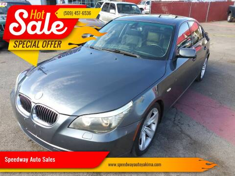 2009 BMW 5 Series 528i for sale at Speedway Auto Sales in Yakima WA