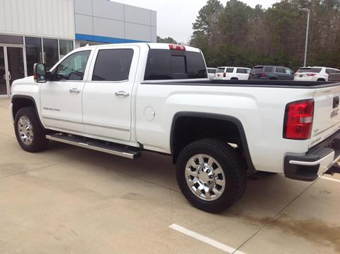 2015 GMC Sierra 2500HD for sale in Dadeville, AL