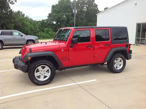 2018 Jeep Wrangler Unlimited for sale in Dadeville, AL