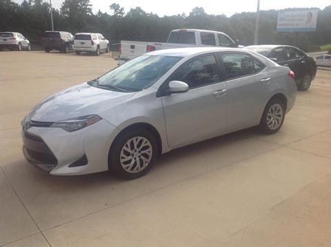 2019 Toyota Corolla For Sale In Dadeville Al