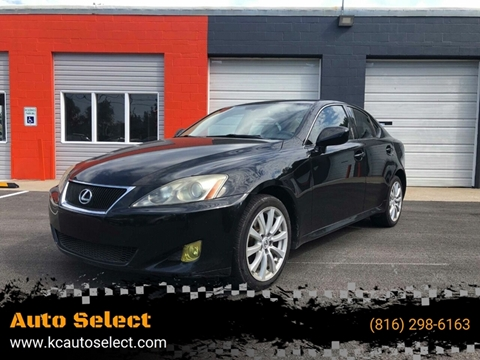 2006 Lexus IS 250 for sale in Kansas City, MO