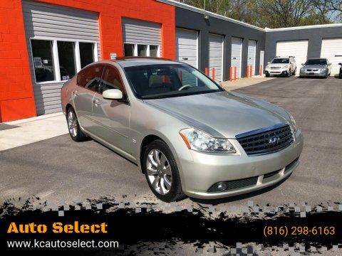 infiniti m35 for sale in kansas city mo auto select auto select
