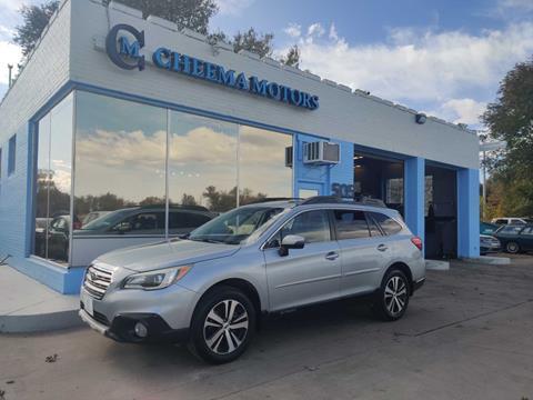 2015 Subaru Outback For Sale >> Subaru Outback For Sale In Fort Collins Co Cheema Motors