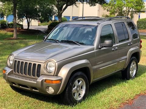 2003 Jeep Liberty for sale in Savannah, GA
