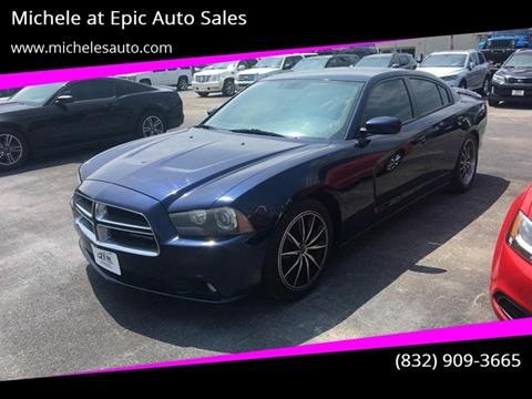 2013 Dodge Charger for sale in Cypress, TX