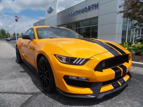 2018 Ford Mustang for sale in Marion, IN