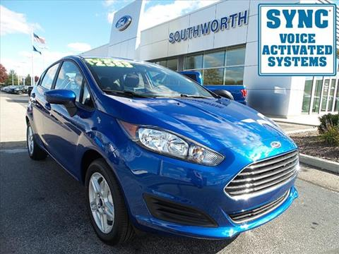 2018 Ford Fiesta for sale in Marion, IN