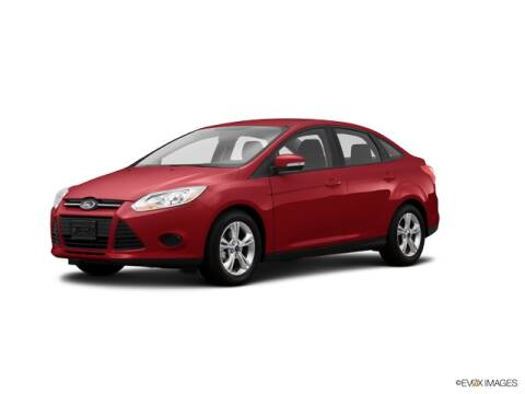 2014 Ford Focus SE for sale at Southworth Ford in Marion IN