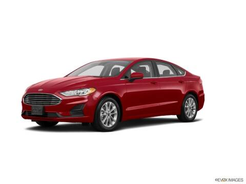 2020 Ford Fusion SE for sale at Southworth Ford in Marion IN