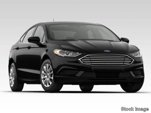 2020 Ford Fusion S for sale at Southworth Ford in Marion IN