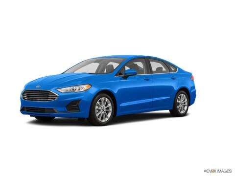 2020 Ford Fusion Hybrid SE for sale at Southworth Ford in Marion IN