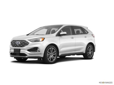 2020 Ford Edge Titanium for sale at Southworth Ford in Marion IN
