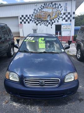 2001 Suzuki Esteem for sale in Altamonte Springs, FL