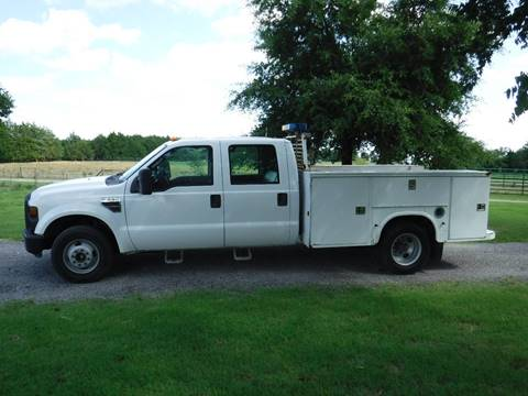 2008 Ford F-350 Super Duty for sale in Caddo Mills, TX