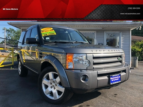 2009 Land Rover LR3 for sale in Robbins, IL